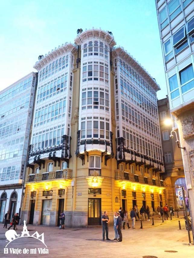 Los edificios de los Cantones