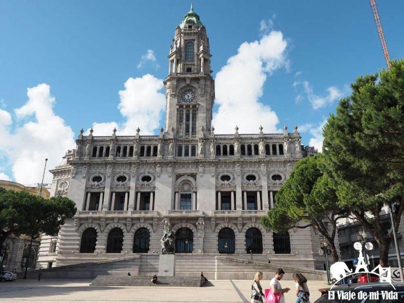 Ayuntamiento de Oporto