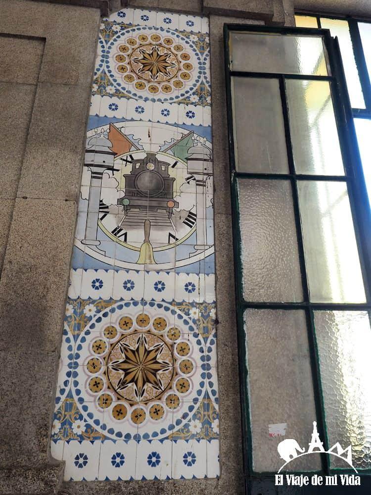 Estación de Sao Bento