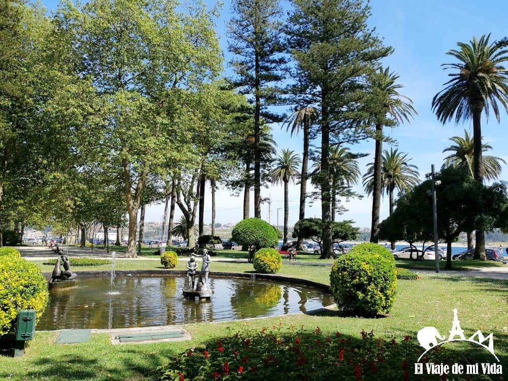 Jardín do Passeio Alegre