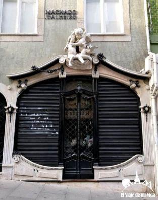 Casco antiguo de Oporto