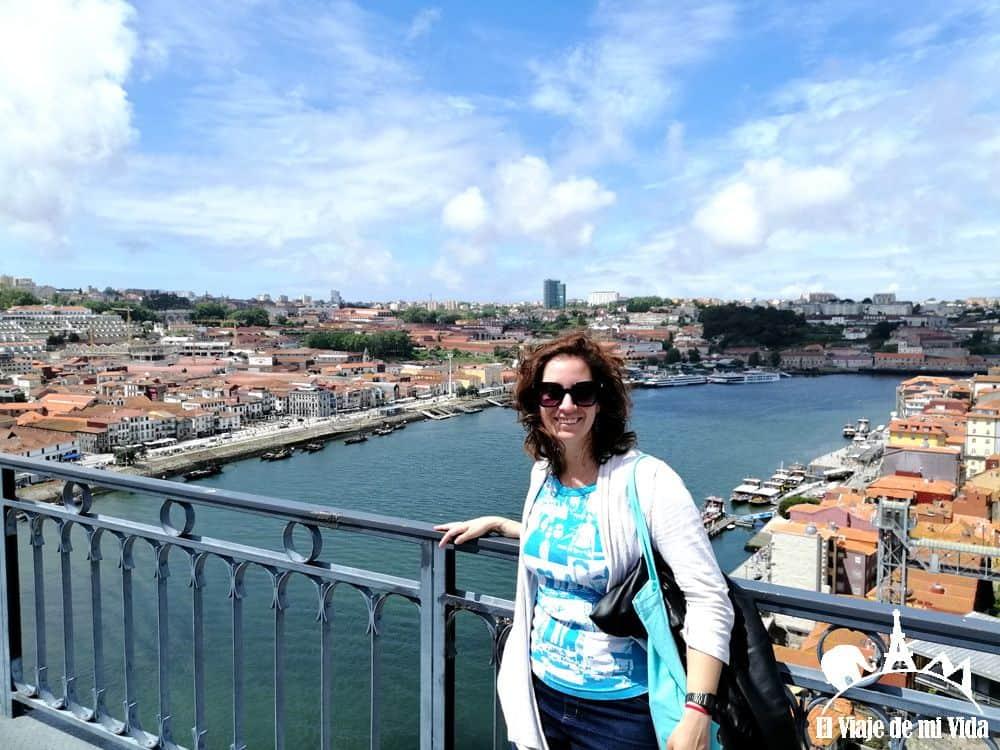 Vistas desde el Ponte Luis I