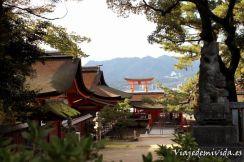 Santuario Miyajima Japon