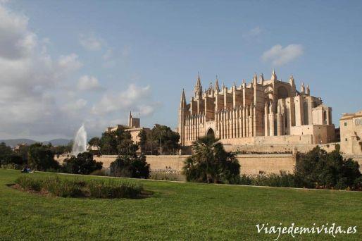 Catedral Palma de Mallorca España