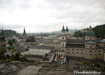 Mi viaje y recomendaciones para viajar a Salzburgo