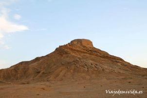 Torres del Silencio Yazd Irán