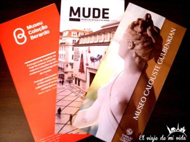 Museos Lisboa Portugal