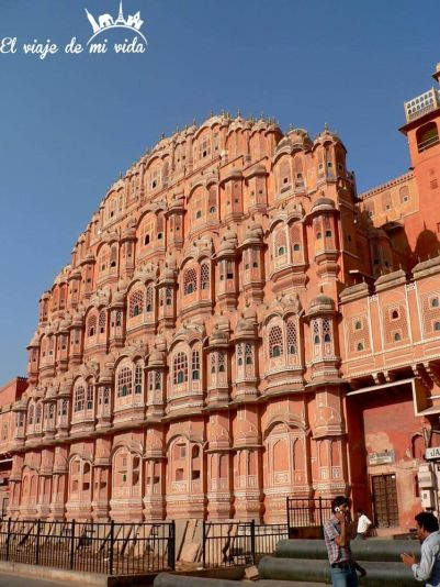 Palacio Vientos Jaipur India