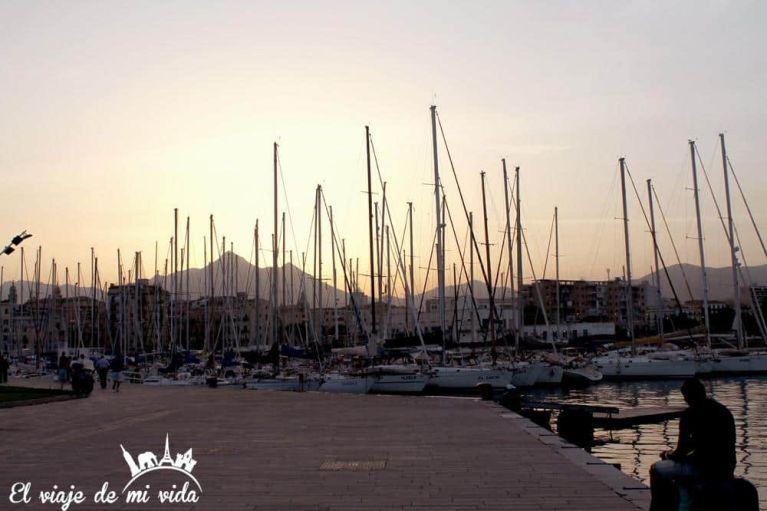 Puerto Palermo Sicilia