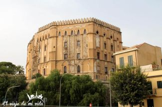 Palacio de los Normandos Palermo Sicilia