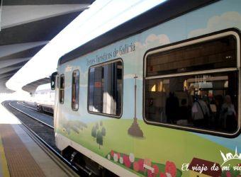 Trenes Turísticos de Galicia 2019