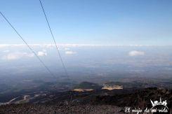 Volcán Etna Sicilia Italia