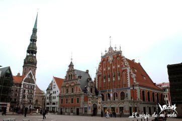 Casa Cabezas Negras Riga Lituania