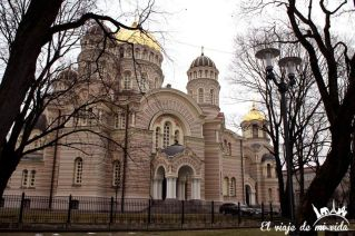 Catedral Natividad Riga Lituania