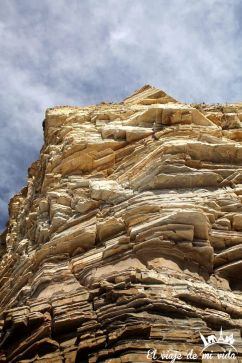 Roca Playa Catedrales Galicia