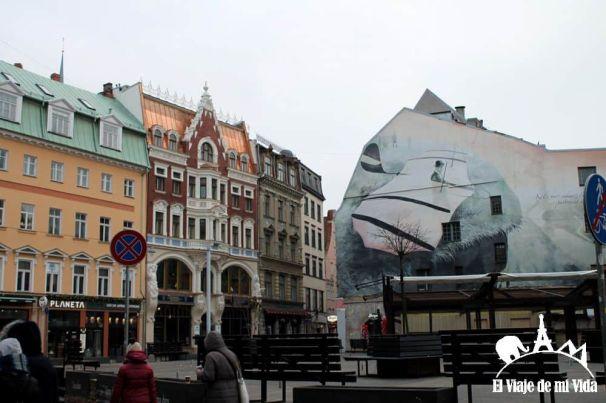 Ciudad Vieja de Riga
