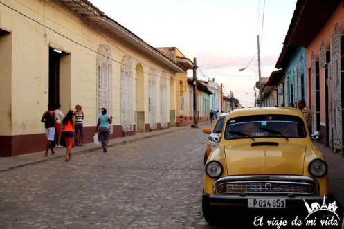Calles Trinidad Cuba