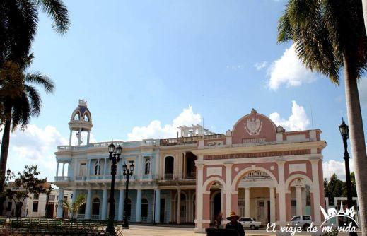 Centro Cienfuegos Cuba
