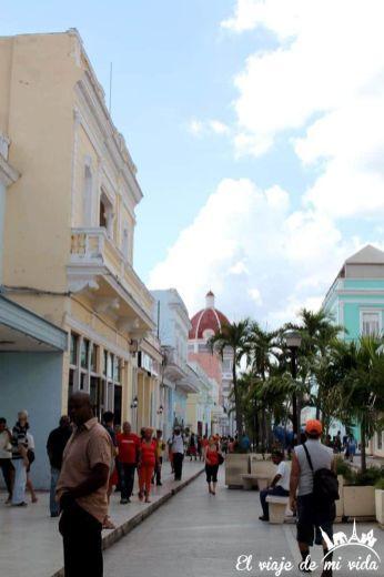 Centro Urbano Cienfuegos Cuba