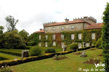 Pazo Quiñones de Leon Vigo Galicia