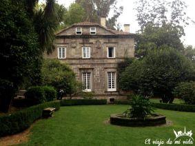 Pazo Rubianes Villagarcia Galicia