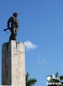 El Mausoleo del Che
