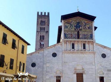 Basilica di San Frediano en Lucca