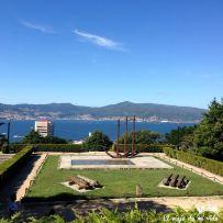 Monte do Castro Vigo Galicia