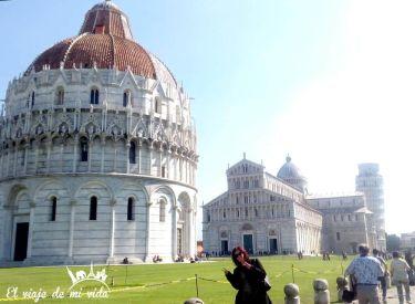 Piazza di Miracolo en Pisa