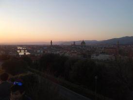 Vistas a Florencia