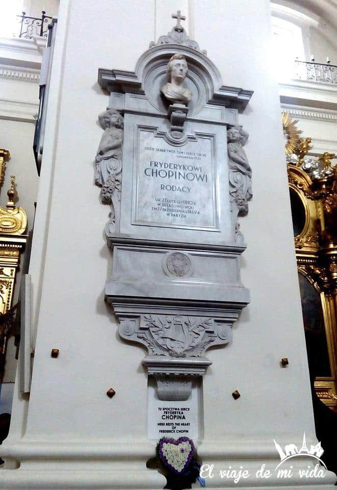tumba-chopin-varsovia-polonia