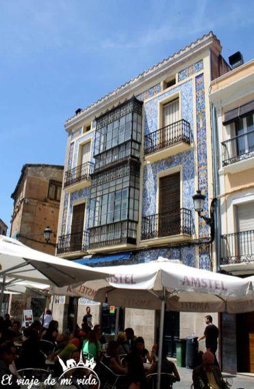Centro de Cáceres, España