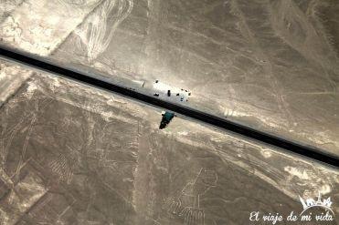 Sobrevolar las Lineas de Nazca, Peru