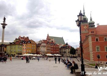 Mi viaje y recomendaciones para viajar a Varsovia