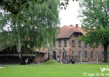 Visita al campo de concentración de Auschwitz