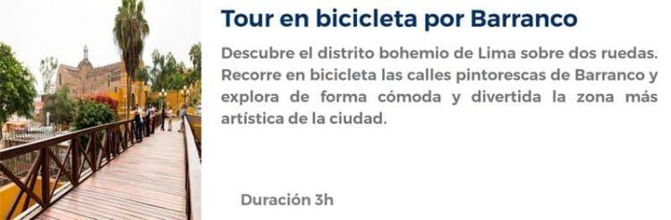 Tour por Barranco, Lima