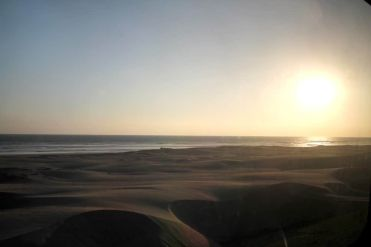 Costa pacífica de Perú