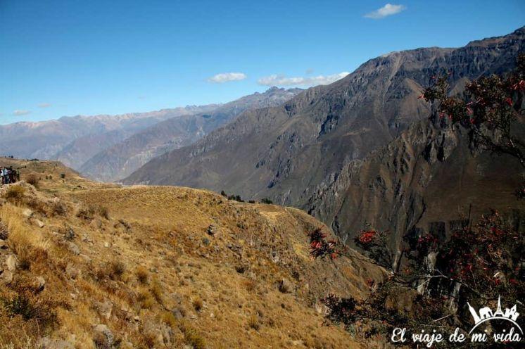 Cruz del Condor en Perú