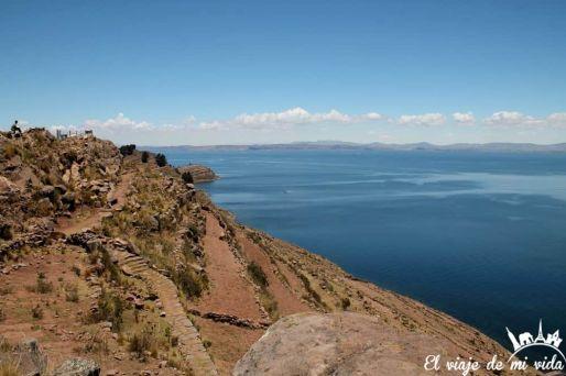 Excursión de la Isla de Taquile, Perú