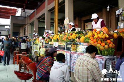 Mercado de San Camilo