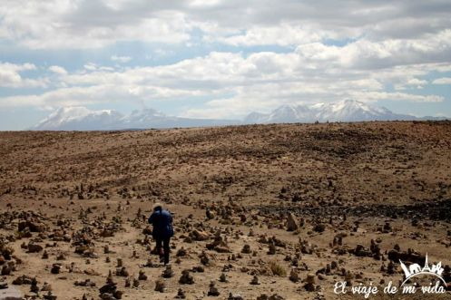 De camino a Puno