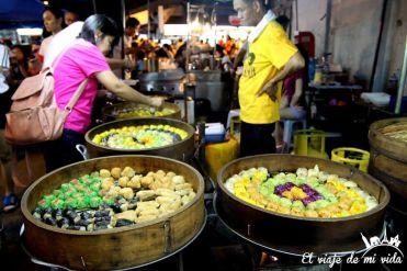 El barrio chino de Malaca