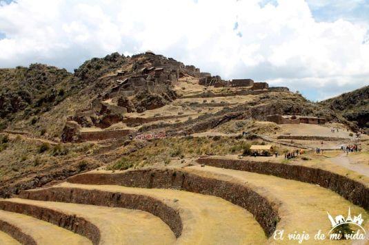 Pisac en Perú