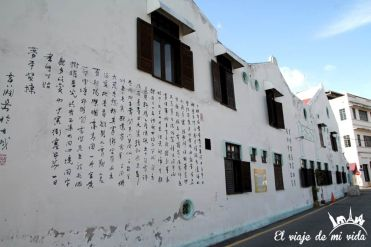 Barrio chino de Malaca, Malasia