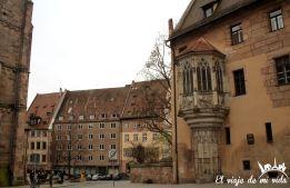 Calles de Nuremberg, Alemania