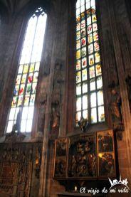 Iglesia de Nuremberg, Alemania