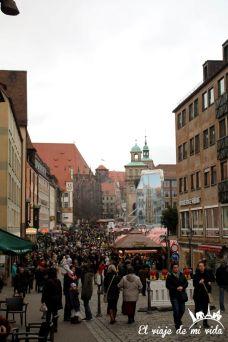 Mercados navideños de Nüremberg en Alemani