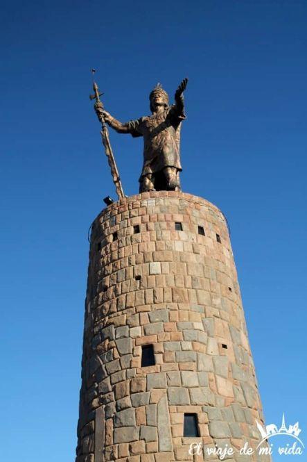 Monumento de Pachacútec