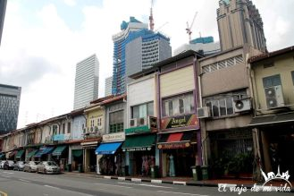 El barrio Malay