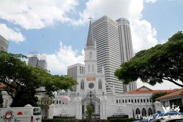 Arquitectura de Singapur